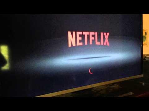 Erro netflix TV LG webos 2.0