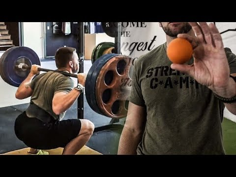 Try These Mobility Techniques For a Better Squat