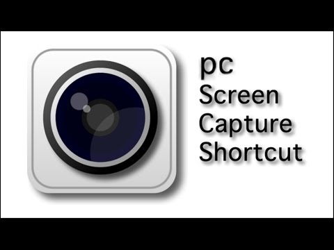 how to take screenshot without any additional software in windows 7/8