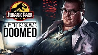 Download Why Jurassic Park Was Doomed To Failure - With Or Without Nedry Video