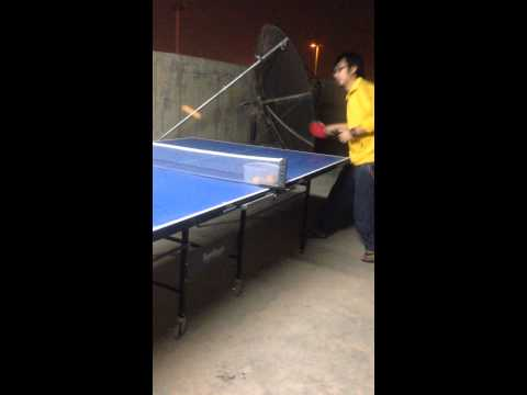 Melvin vs plywood table tennis