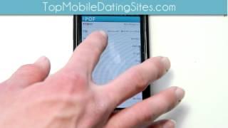 Mobile Dating App Review Plenty Of Fish Pof
