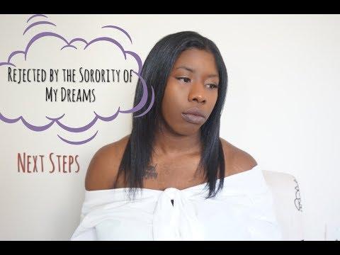 Rejected by the Sorority of My Dreams | Sorority Intake Advice | Kelstells