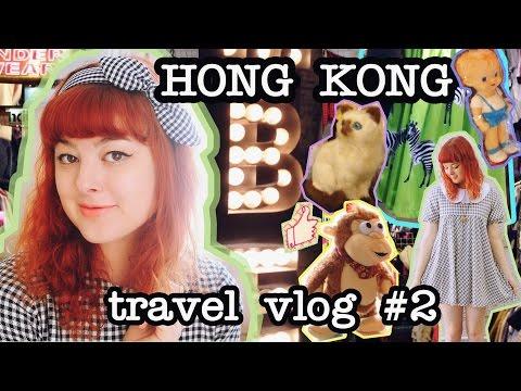 Hong Kong Travel Vlog #2