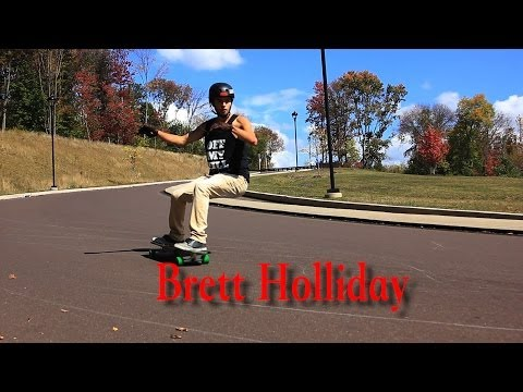 Brett Holliday BU Longboarding Club