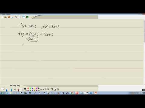 Algebra - Homework - P8272017850