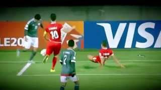 PARAGUAY  [4]  VS  SYRIA  [1]   WORLD CUP SUB-17