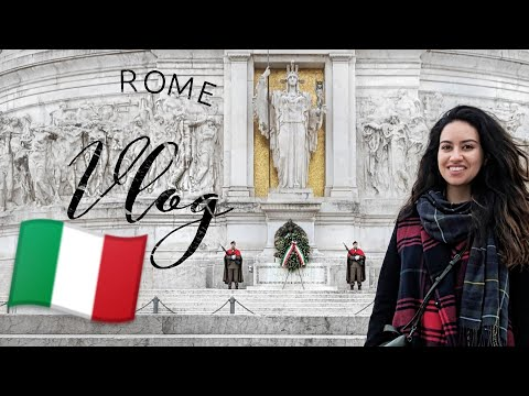 When in Rome with Viktoria | Travel Vlog 🇮🇹