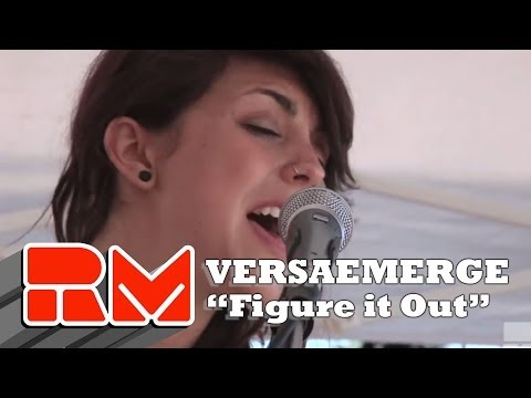 VersaEmerge: Figure It Out - Live Acoustic (Official RMTV)