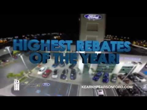 Kearny Pearson Ford - Holiday Commercial