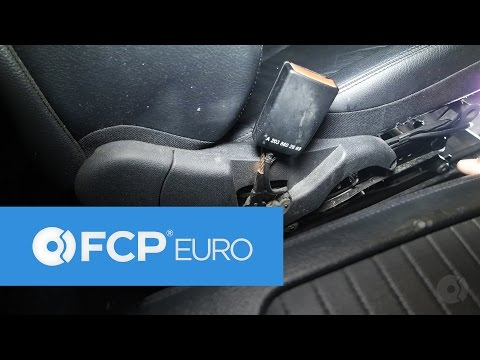 Mercedes Seat Belt Buckle Troubleshoot and Replacement (CLK/ C-Class - Genuine) | FCP Euro