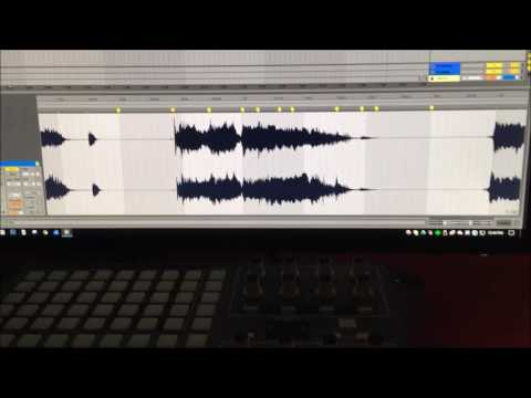 Warping Difficult Acapella Tracks in Ableton