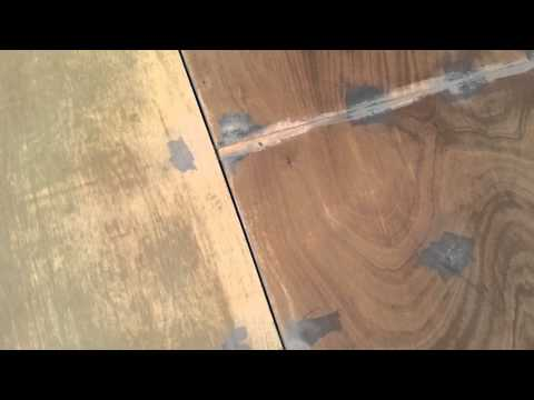 Resurfacing a plywood deck with Restore 2nd segment Surface Prep