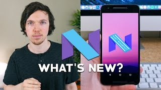 Android N Developer Previews