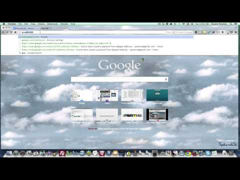 How To Find Your Google Dashboard