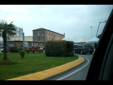 Taxi from Piazzale Roma to Cruise Terminal