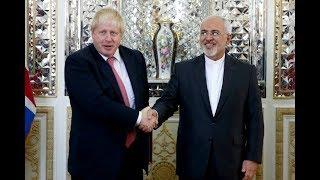 Boris Johnson in Iran to press for release of Nazanin Zaghari-Ratcliffe