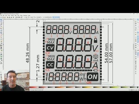 EEVblog #1055 - How to Design a Custom LCD