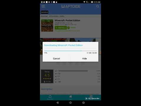 How to download Minecraft PE 1.0.0.16 on Android