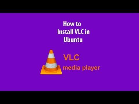 Install VLC in Ubuntu Via Terminal