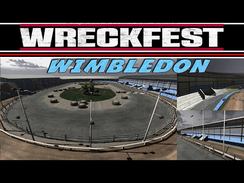 Wimbledon Greyhound/Racing Stadium release! My Review Next Car Game Wreckfest