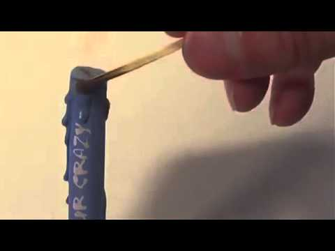 How To Make 5 Emergency Candles Life Hacks - How To Make A Candle Holder 2015