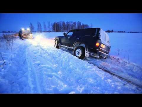 Deep Snow 4x4 Driving Master Class