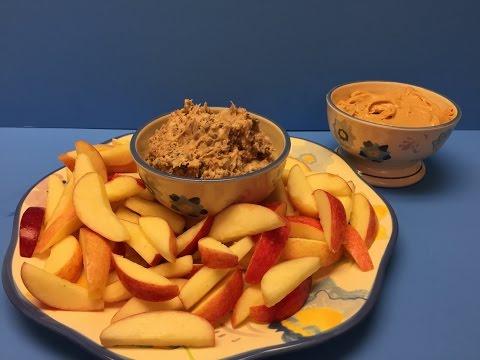 How to make Toffee Dip & Caramel Apple Dip Tutorial