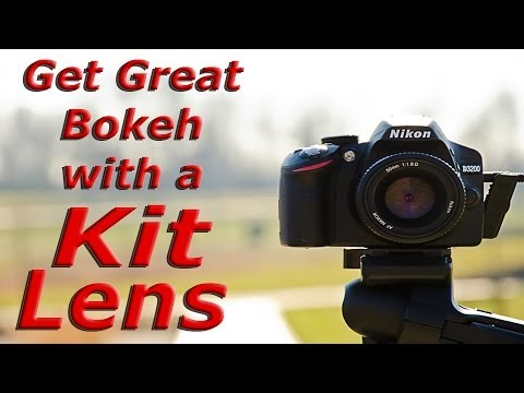 4 Tips to Get Great Bokeh Effect (Blurry Background) with a Kit Lens