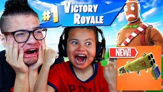 *NEW* QUAD LAUNCHER COMING TO FORTNITE BATTLE ROYALE! MOST INTENSE MOMENT IN FORTNITE HISTORY EVER!!