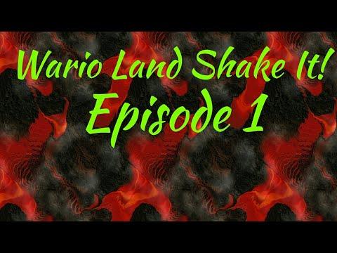 Wario Land Shake It! | Episode 1 | Stonecarving City
