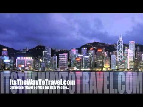 Executive Travel Hong Kong | Its The Way To Travel | London UK's Leading Travel Agents