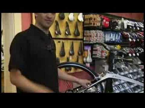 Basic Bicycle Maintenance : Bicycle Repair: Frame Damage
