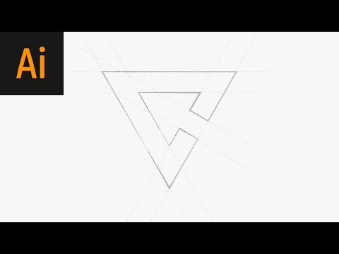 How to Create a Sketched Logo Effect in Illustrator