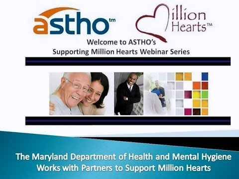 The Maryland Department of Health and Mental Hygiene Works with Partners to Support Million Hearts
