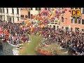 Ahora En DF Inicia El Carnaval De Venecia En Italia