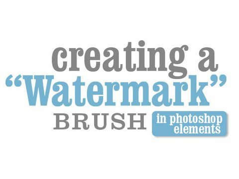 Photoshop Elements 7: Creating a