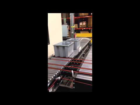 LEWCO Line Shaft Conveyor
