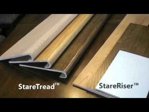 How to install wood on stairs - Starecasing Product Overview