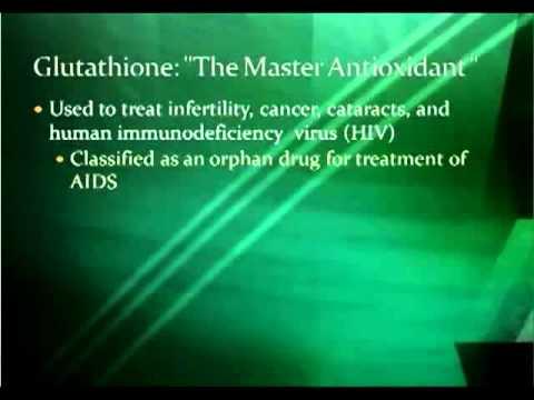 15  Genesis has Glutathione