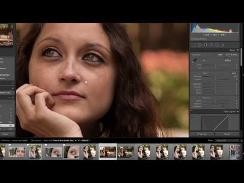 Advanced Skin Tone Repair | Prior Photoshop CC knowledge important but not required