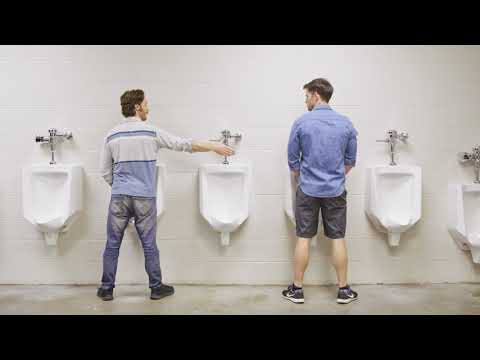 Restroom Manners | Hand Shake | Roto-Rooter