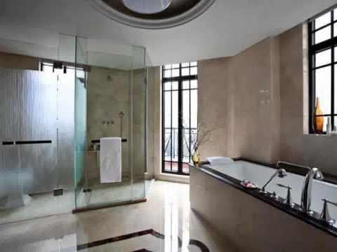 Fascinating Art deco bathroom design