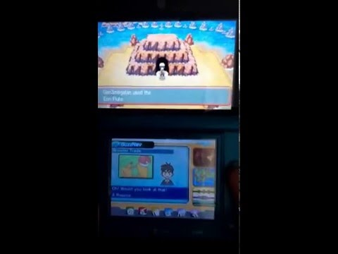 Pokemon ORAS Walkthrough Regigigas
