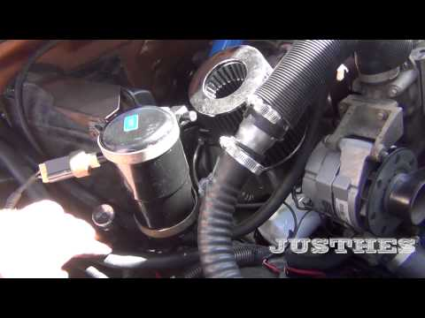 F150 Evaporator Core and Blower Motor Replacement