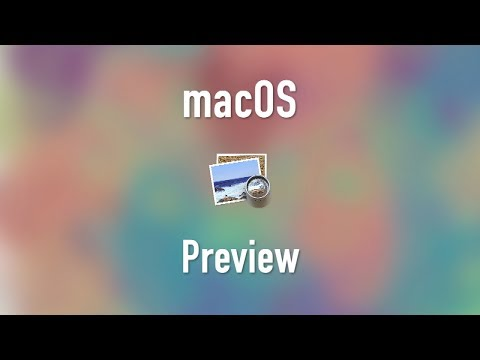 macOS: Preview