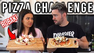 PIZZA CHALLENGE Z LEXY!