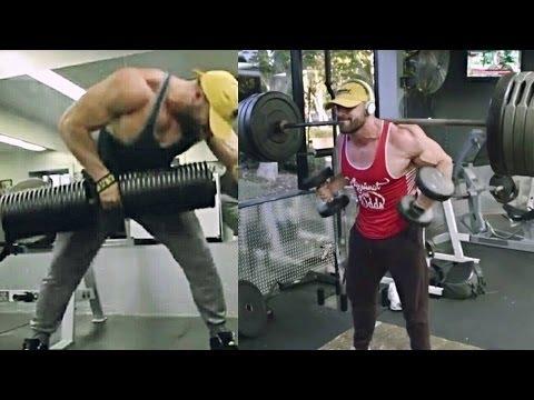 Bradley Martyn Craziest Workouts Ever (Best Of)