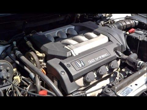 1998-2002 Honda Accord 3.0 V6 Spark Plug Replacement