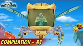 Vir: The Robot Boy | Hindi Cartoons | Cartoon For Kids | Compilation 31 | WowKidz Action
